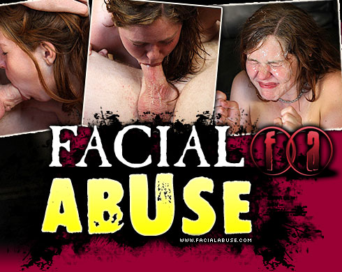 Facial Abuse Destroys Amber Rose